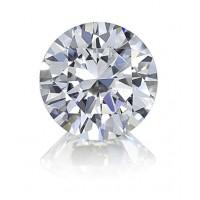Round Brilliant Cut Diamond 1.00 Carats D SI2 GIA