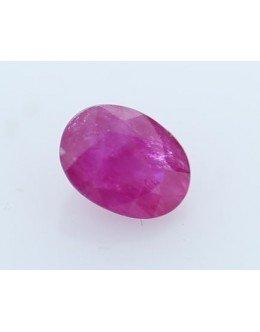 Loose Oval Burmese Ruby 1.90 Carats